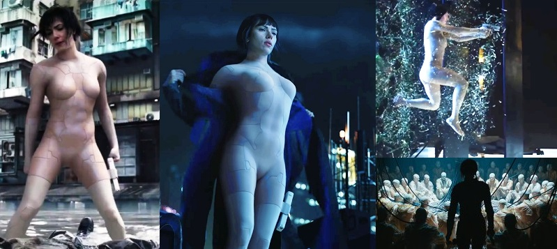 Episode 280 – Ghost in the Shell (2017)