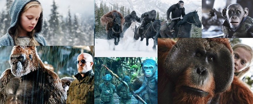 Episode 296 – War of the Planet of the Apes (2017)