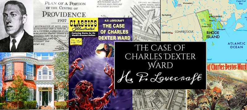 Episode 425 – The Case of Charles Dexter Ward